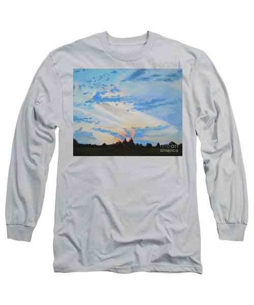 Reality Long Sleeve T-Shirt