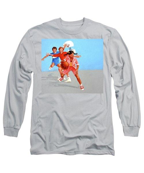 Recess Long Sleeve T-Shirt