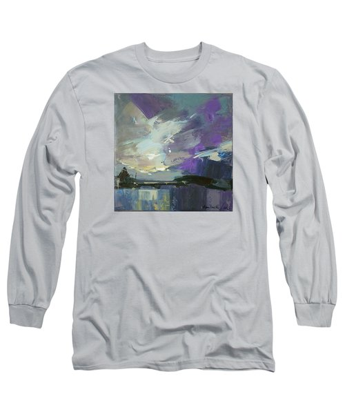 Recollection Long Sleeve T-Shirt by Anastasija Kraineva