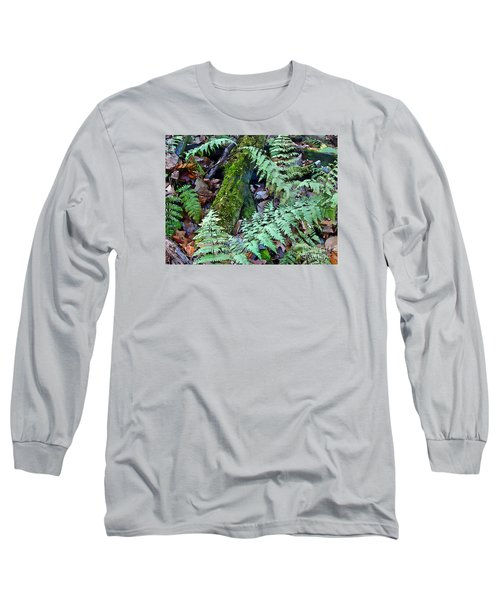 Long Sleeve T-Shirt featuring the photograph Record Warmth by Betsy Zimmerli