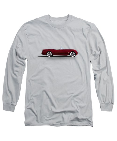 Red C1 Convertible Long Sleeve T-Shirt