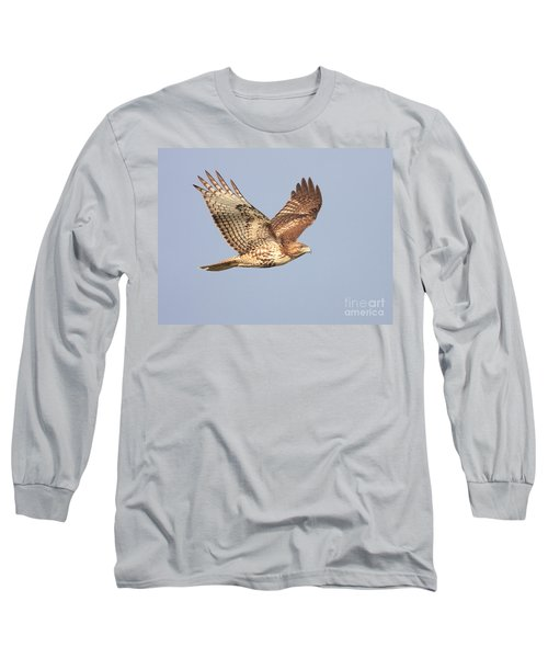 Red Tailed Hawk 20100101-1 Long Sleeve T-Shirt