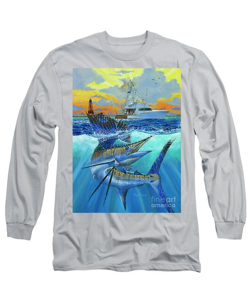 Reef Cup 2017 Long Sleeve T-Shirt