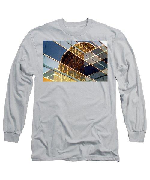 Long Sleeve T-Shirt featuring the photograph Reflection by John Schneider