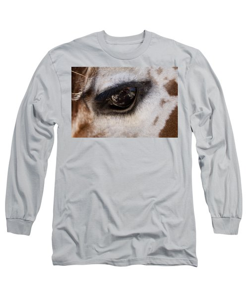 Reflection Of A Friend Long Sleeve T-Shirt