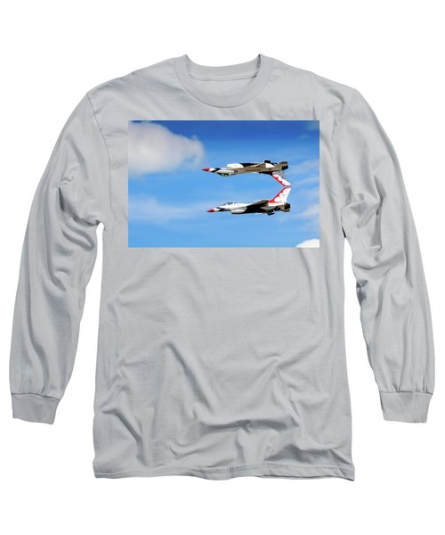Reflection Pass Long Sleeve T-Shirt