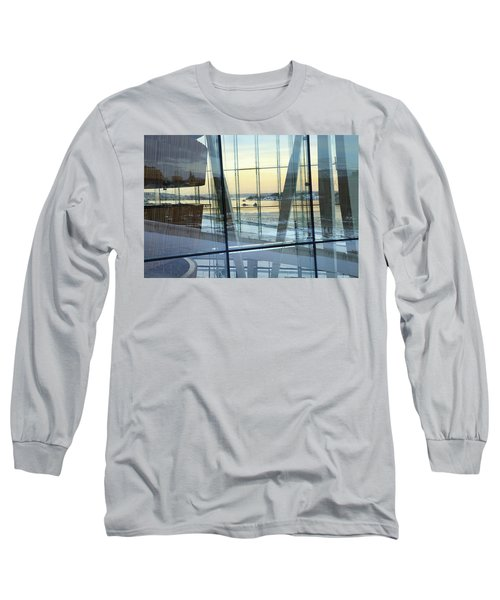 Reflections Of Oslo Long Sleeve T-Shirt