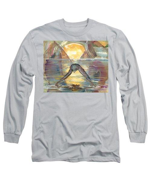 Reflections Swallowed Long Sleeve T-Shirt