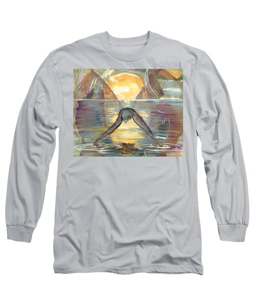 Reflections Swallowed Long Sleeve T-Shirt