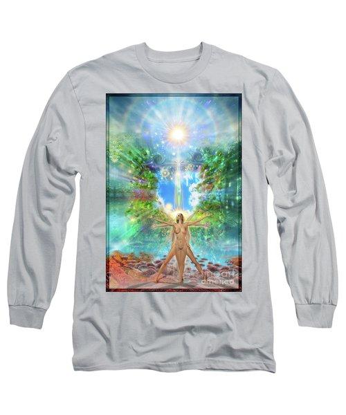 Rejoice-thy-young II Long Sleeve T-Shirt