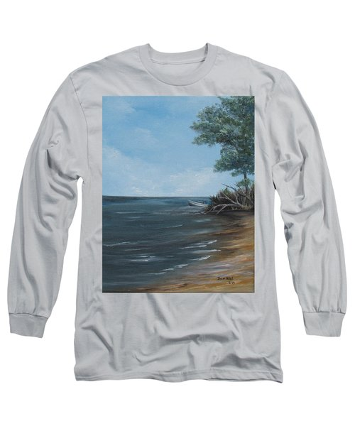 Relaxation Island Long Sleeve T-Shirt