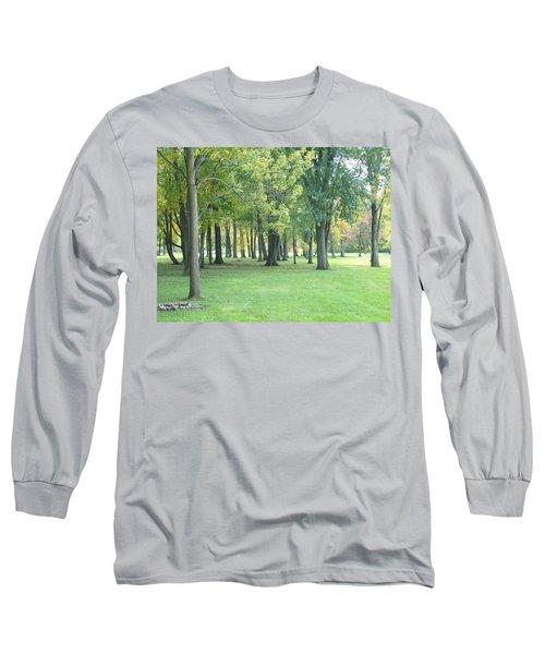 Relaxing Tranquility Long Sleeve T-Shirt