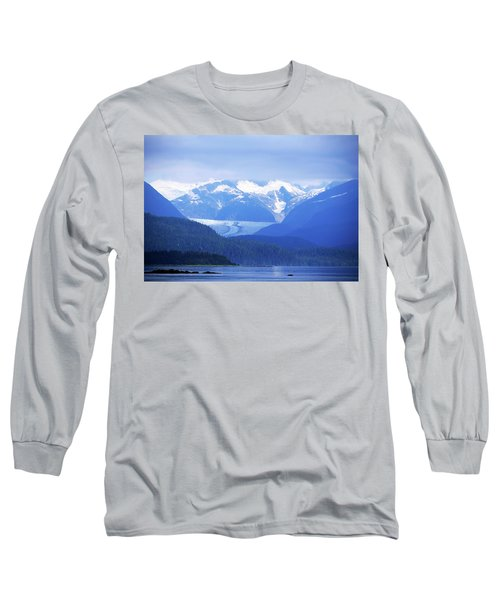 Remains Of A Glacier Long Sleeve T-Shirt
