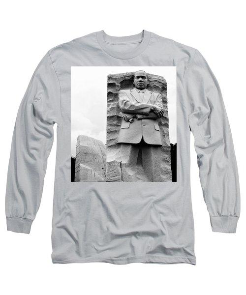 Remembering Mr. King Long Sleeve T-Shirt