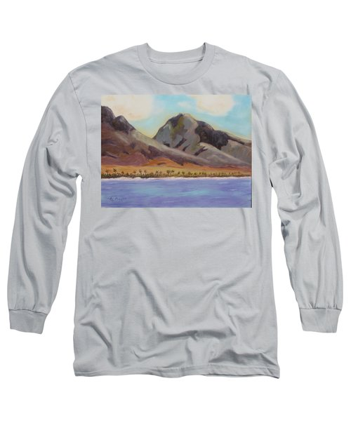 Return To Maui Long Sleeve T-Shirt