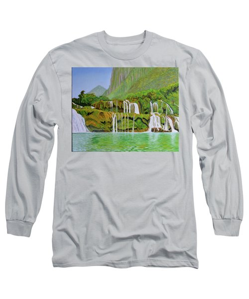 Returned To Paradise Long Sleeve T-Shirt