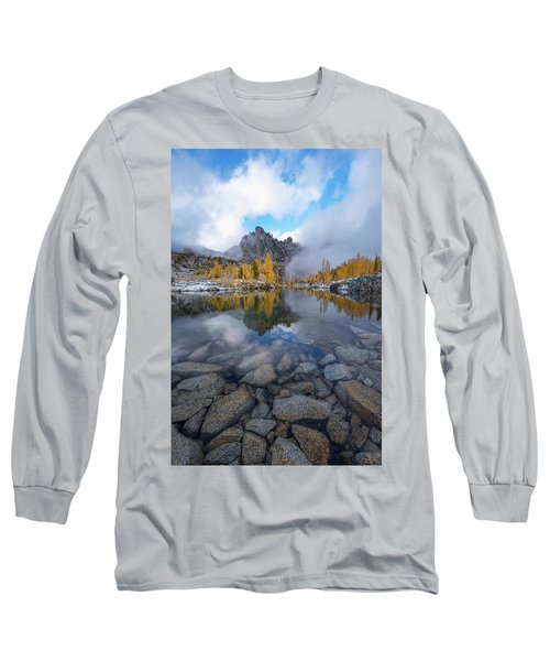 Long Sleeve T-Shirt featuring the photograph Revelation by Dustin LeFevre