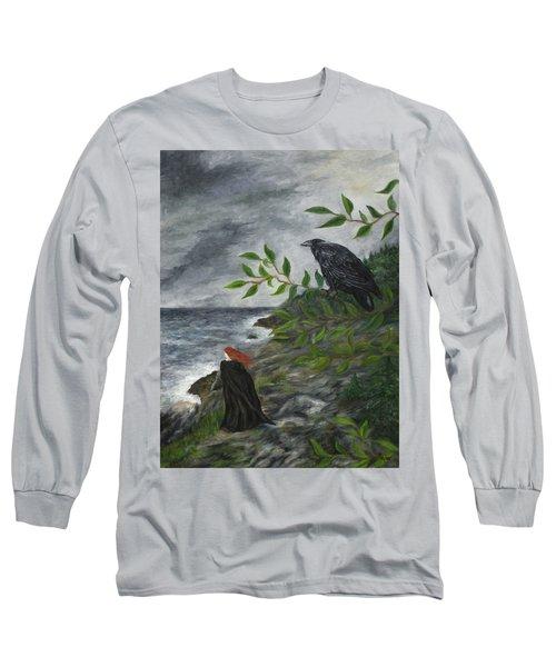 Rhinne And Nightshade Long Sleeve T-Shirt