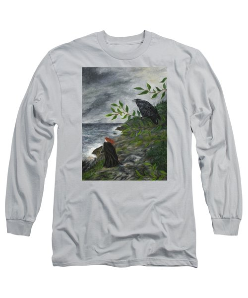 Rhinne And Nightshade Long Sleeve T-Shirt