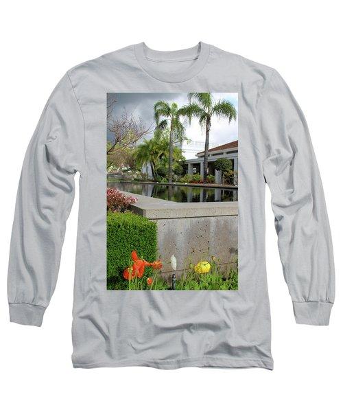 Richard M. Nixon Long Sleeve T-Shirt