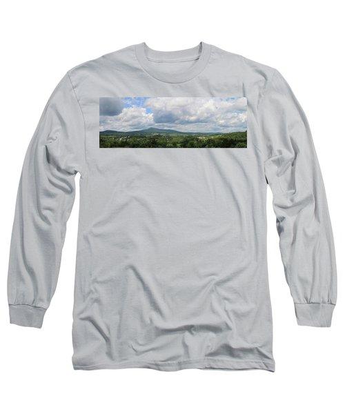 Richford, Vt Pan Long Sleeve T-Shirt