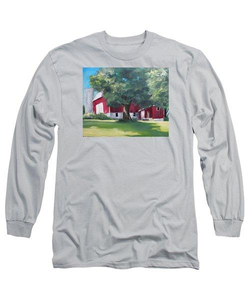 Rich's Barn Long Sleeve T-Shirt