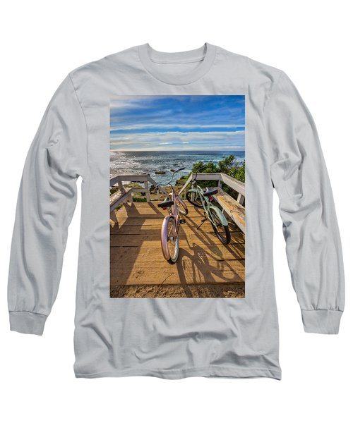 Ride With Me To The Beach Long Sleeve T-Shirt