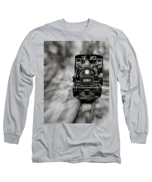 Riding The Railways Long Sleeve T-Shirt