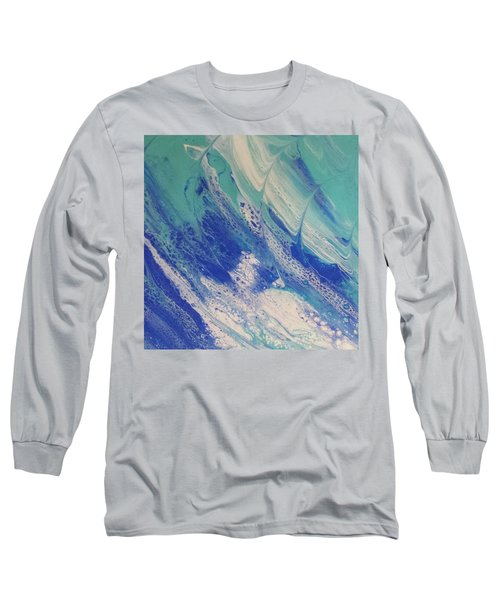 Riding The Wave Long Sleeve T-Shirt