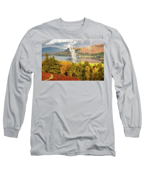 Rising Mist Long Sleeve T-Shirt