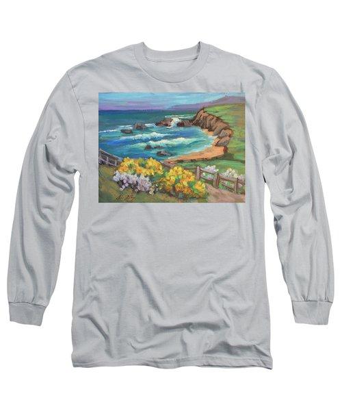 Ritz Carlton At Half Moon Bay Long Sleeve T-Shirt