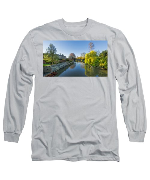 River Cam Long Sleeve T-Shirt