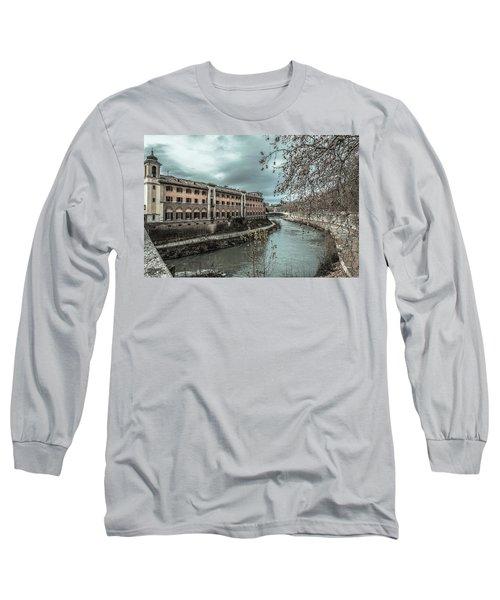 River Tiber Long Sleeve T-Shirt