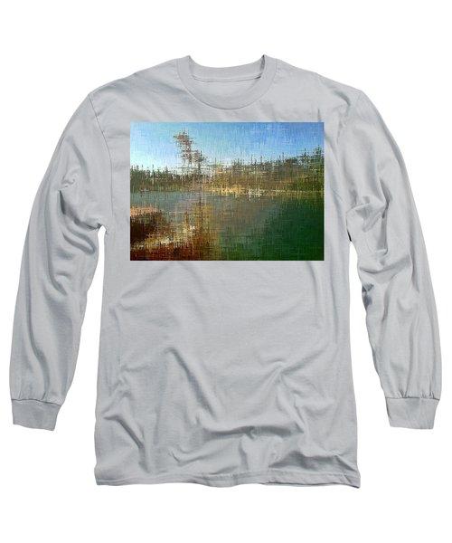 River's Edge Long Sleeve T-Shirt