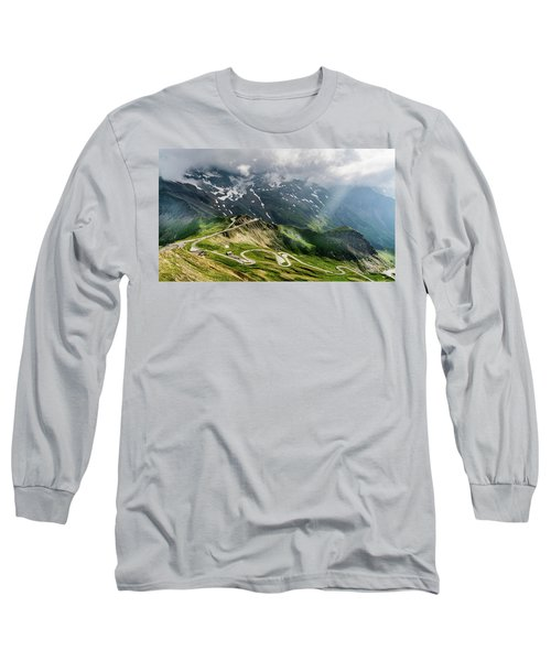Road Austria Long Sleeve T-Shirt