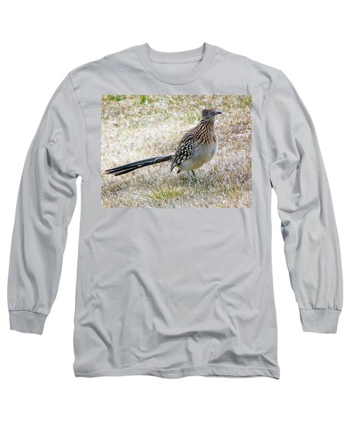 Roadrunner New Mexico Long Sleeve T-Shirt