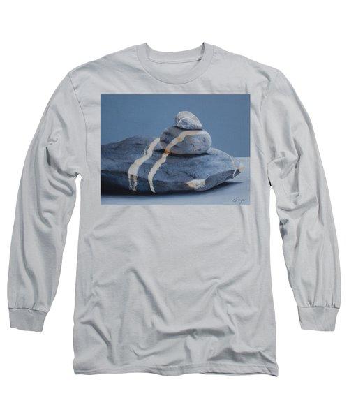Rock Stack Long Sleeve T-Shirt