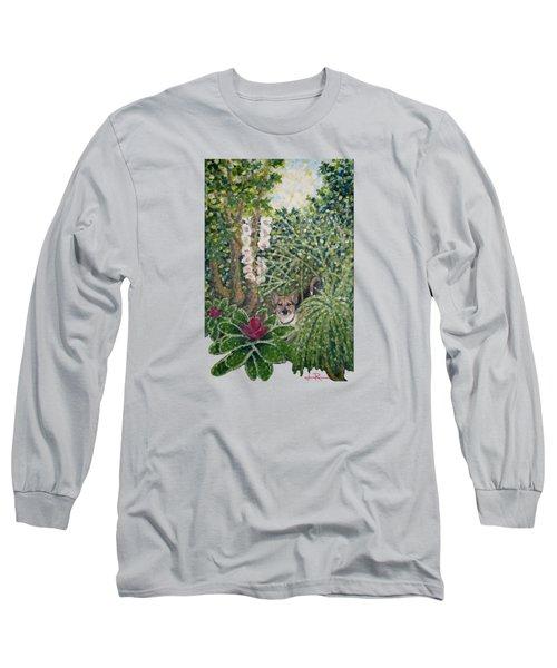 Rocke's Garden Clothing Long Sleeve T-Shirt by Jim Rehlin