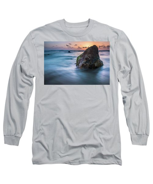 Rocks At Sunset 4 Long Sleeve T-Shirt