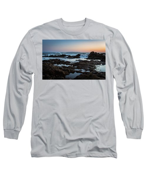 Rocky Coast Long Sleeve T-Shirt