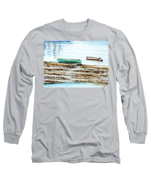 Rocky Neck Runabout Skiff Long Sleeve T-Shirt
