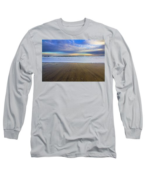 Roger's Beach Shorebreak Long Sleeve T-Shirt