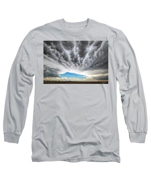 Rolling Sky Long Sleeve T-Shirt