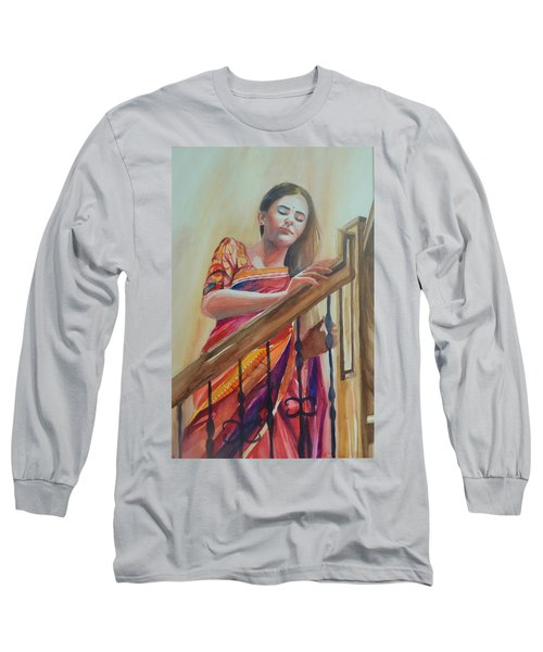 Romance Is In The Air Long Sleeve T-Shirt