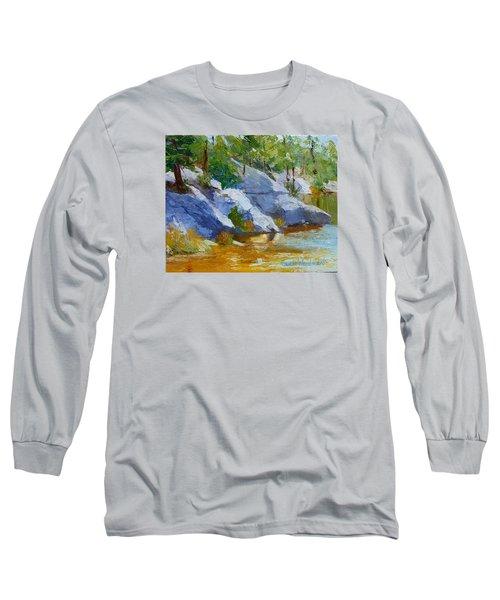 Rose Canyon Lake Long Sleeve T-Shirt