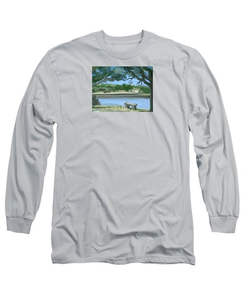 Rosemary Lake Long Sleeve T-Shirt