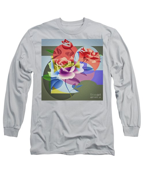 Roses For Her Long Sleeve T-Shirt