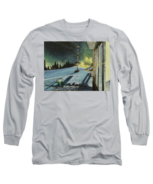 Roses Lane Long Sleeve T-Shirt