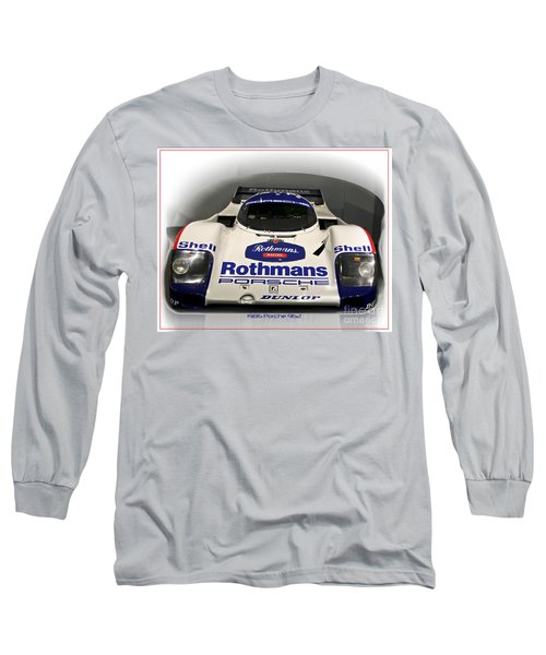 Rothmans Porche Long Sleeve T-Shirt