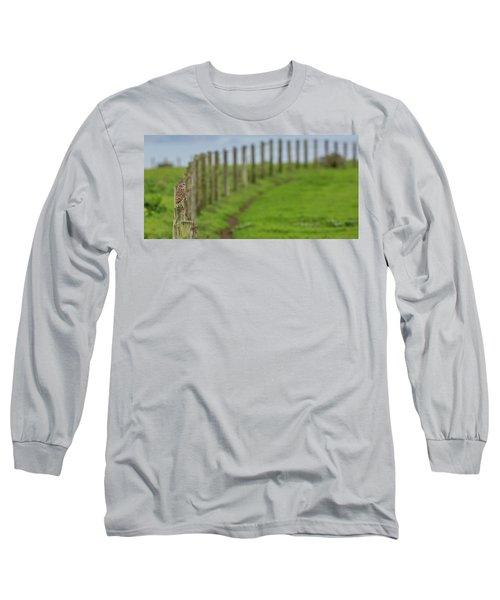 Row View  Long Sleeve T-Shirt